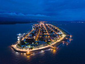 Bílaleiga Puntarenas, Kosta Ríka