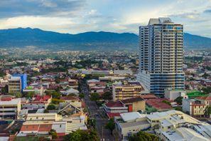 Bílaleiga San Jose, Kosta Ríka