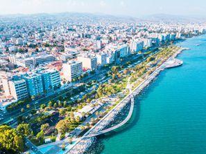 Bílaleiga Limassol, Kýpur