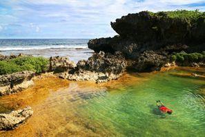 Bílaleiga Guam, Norður-Marinaeyjar