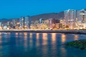 Bílaleiga Antofagasta, Síle (Chile)