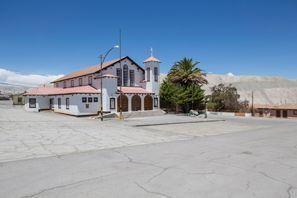 Bílaleiga Calama, Síle (Chile)