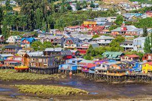 Bílaleiga Castro, Síle (Chile)