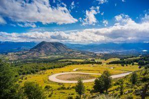 Bílaleiga Coyhaique, Síle (Chile)
