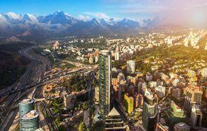 Bílaleiga Los Andes, Síle (Chile)