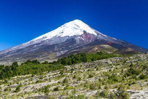 Bílaleiga Osorno, Síle (Chile)