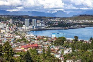 Bílaleiga Puerto Montt, Síle (Chile)