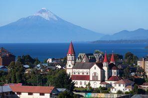 Bílaleiga Puerto Varas, Síle (Chile)