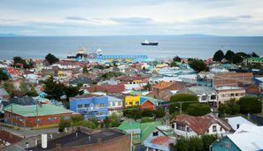 Bílaleiga Punta Arenas, Síle (Chile)