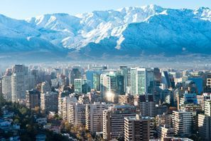 Bílaleiga Santiago, Síle (Chile)