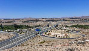 Bílaleiga Vallenar, Síle (Chile)