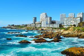 Bílaleiga Vina Del Mar, Síle (Chile)