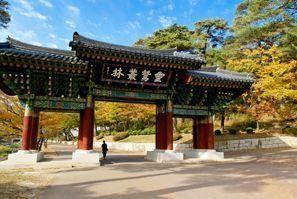 Bílaleiga Gyeongsang-do, Suður-Kórea